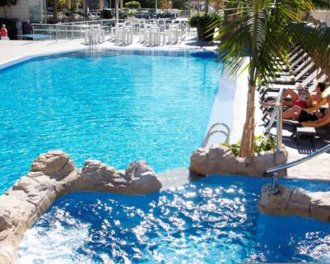 Sandos Monaco Beach Resort & Spa Adults Only ✓ Rust