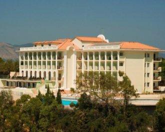 Vakantie Griekenland met verblijf in een 3-sterren adults only accommodatie o.b.v. logies