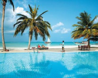 Meeru Island Resort & Spa in Malediven