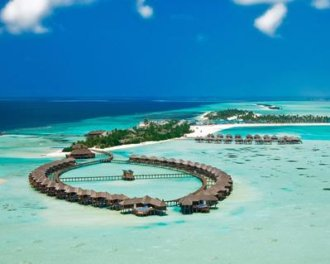 Olhuveli Beach & Spa Resort in Malediven