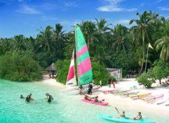 Malediven.