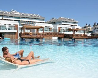 TUI SENSIMAR Belek Adults Only ✓ Rust